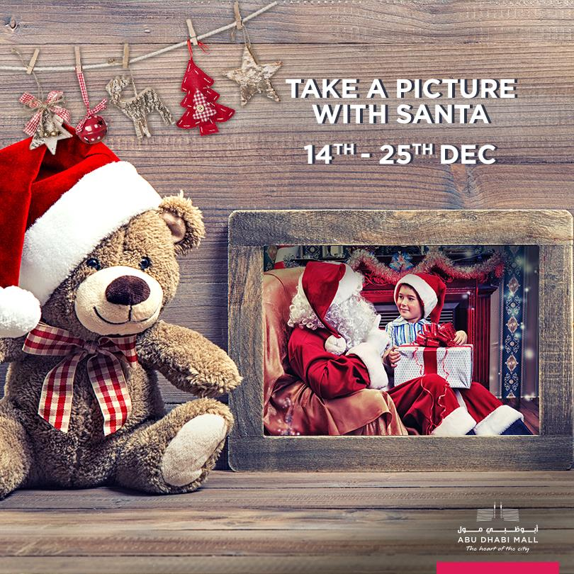 Changing culture views: Meeting Santa | UAE MOMS | #1 Social Community Group for all Women in UAE