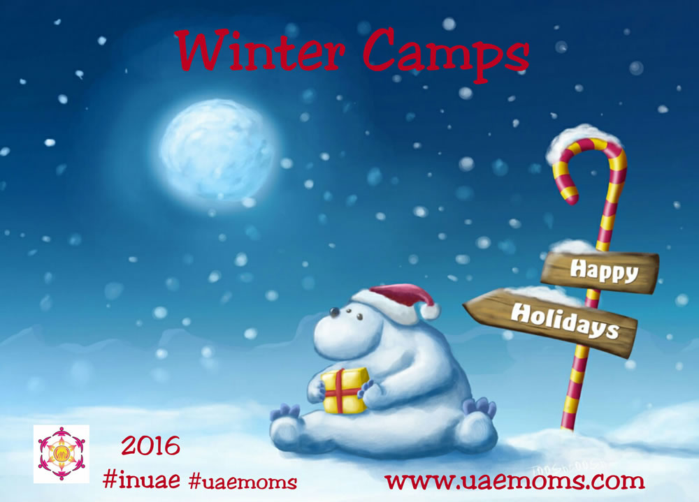 Winter UAE Camps 2016 | UAE MOMS | #1 Social Community Group for all Women in UAE