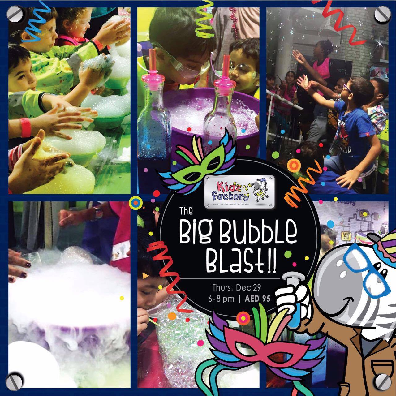 New Year Kids Party | UAE MOMS | #1 Social Community Group for all Women in UAE