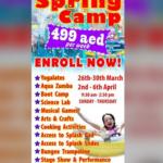 Splash dxb camp
