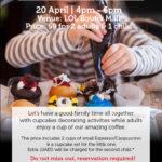 cupcake class 20 april