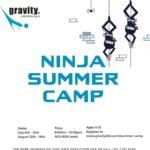 Ninja camp | UAE Moms ملتقى أمهات الامارات