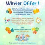 Winter offer | UAE Moms ملتقى أمهات الامارات
