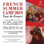 French Kids Summer Camp 2019 Abu Dhabi