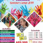 Dubai summer camp