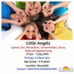 Summer camp abu dhabi little angels