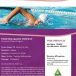 Kids Summer Camp Abu Dhabi | Intensive Swimming Lesson