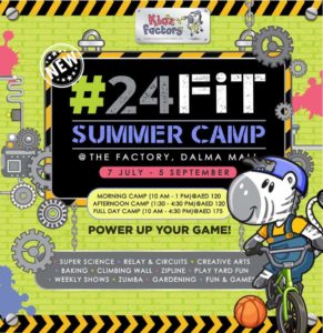 Kids Factory | Summer Camps 2019