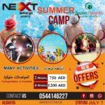 Next Step Sport camp | UAE Moms