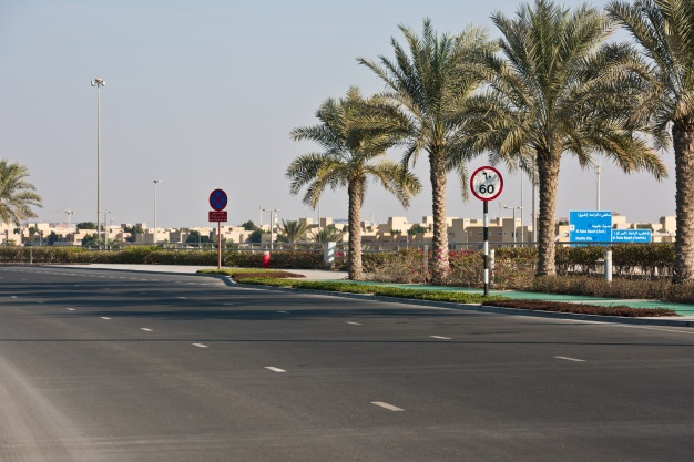 Road Abu Dhabi UAE Launches DARB