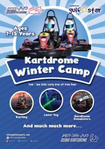 Kartting camp